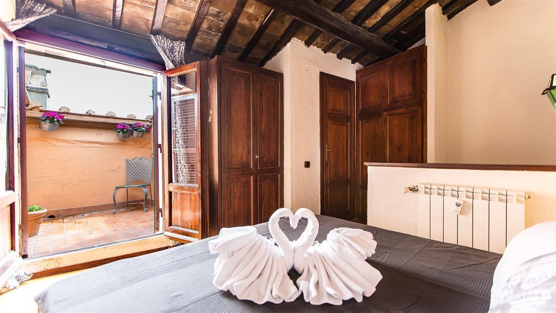 Apartment Arco della Ciambella Penthouse photo 31806892